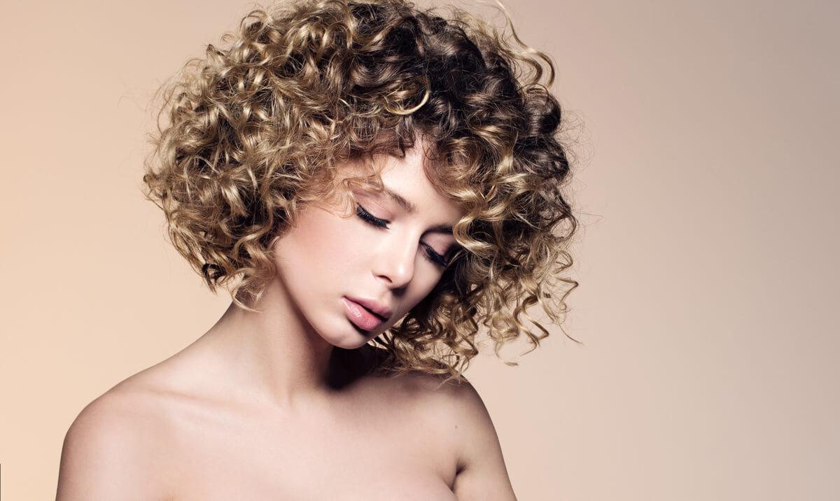 Frisuren um locken zu bekommen