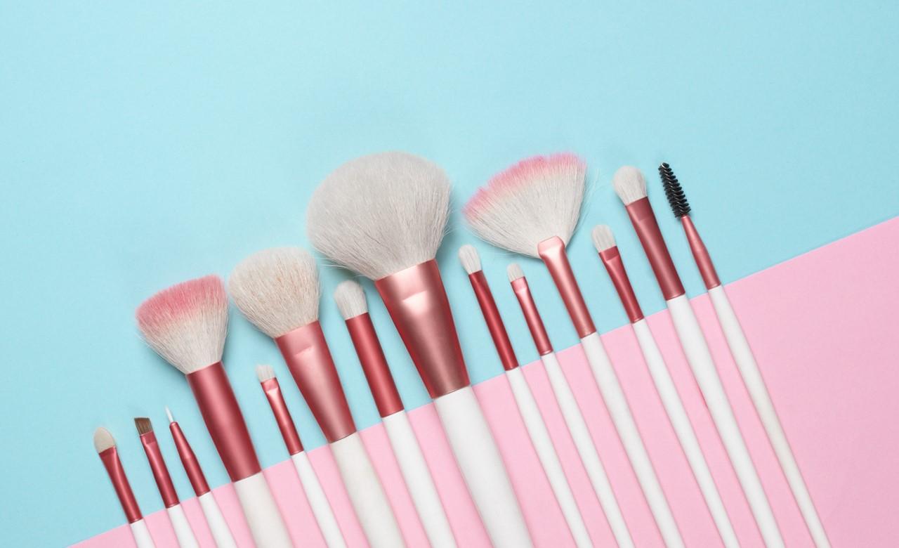 diverese Make-Up Pinsel