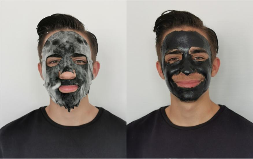 herren Niedriger Verkaufspreis Sonderverkäufe Sollten Männer Gesichtsmasken verwenden? | PerfectHair.ch