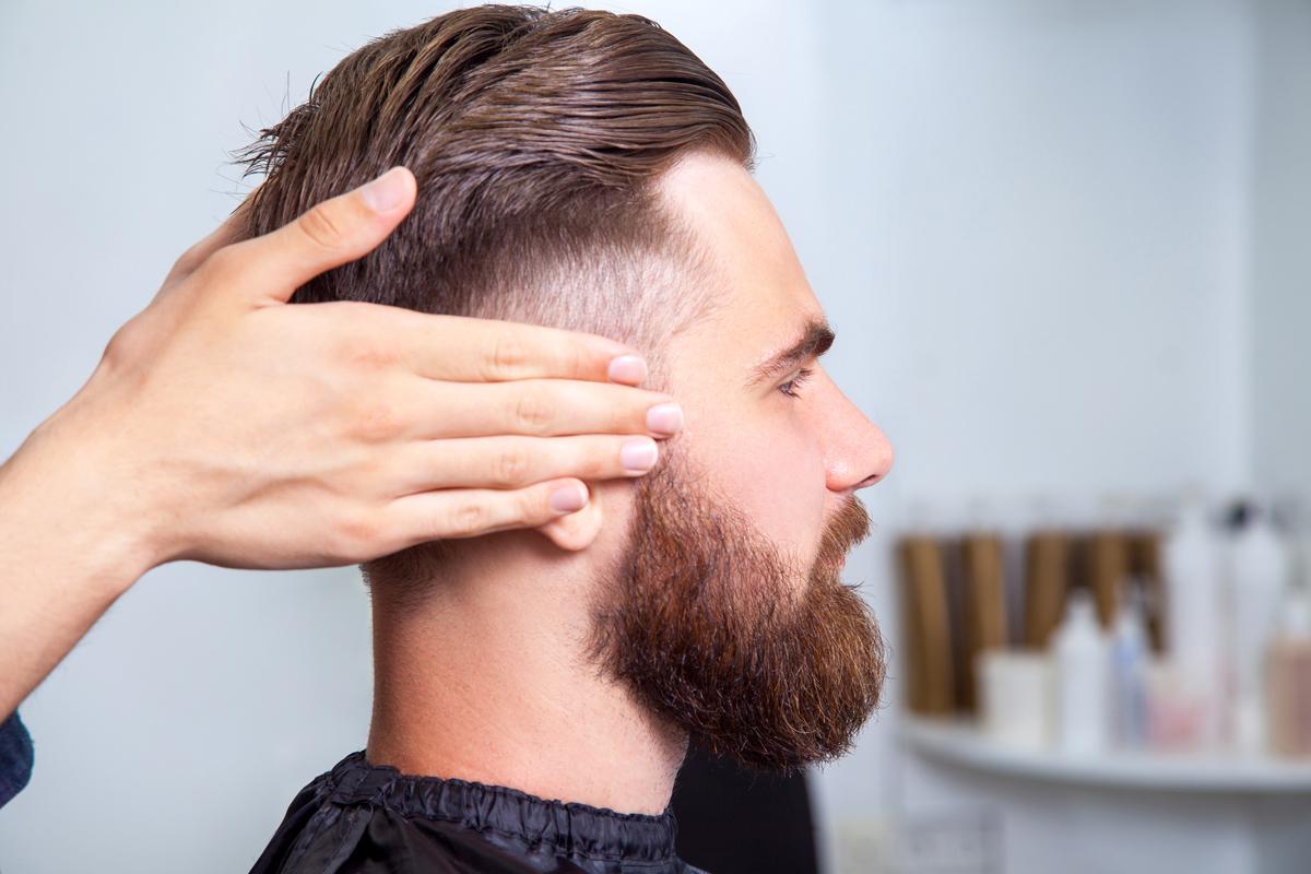 hairstyling-men