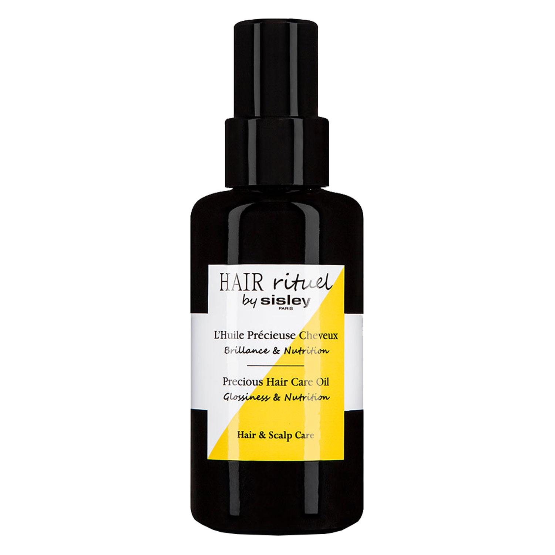 Hair Rituel by Sisley - Huile Précieuse Cheveux Brillance et Nutrition - 100ml