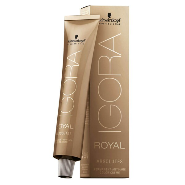Igora Royal - 7-50 Blond Moyen Doré Naturel