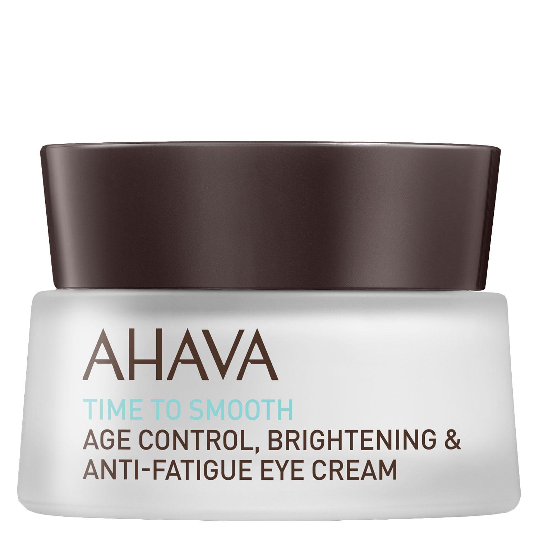 Time To Smooth - Age Control Brightening & Anti-fatigue Eye Cream - 15ml