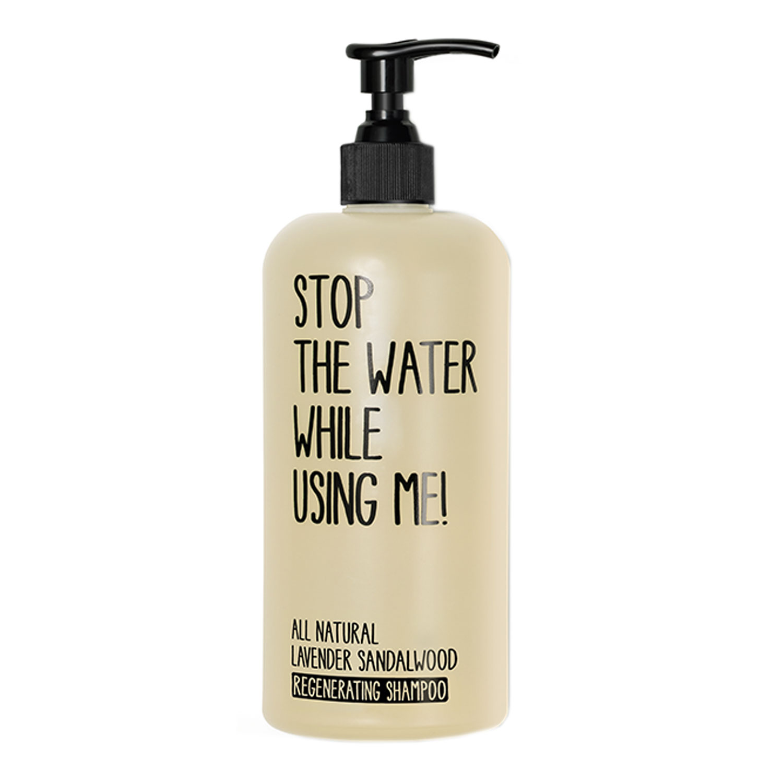 All Natural Hair - Lavender Sandalwood Regenerating Shampoo - 200ml