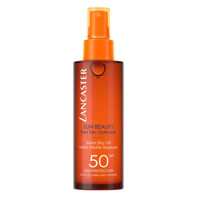 Sun Beauty - Body Oil Fast Tan SPF50 - 150ml