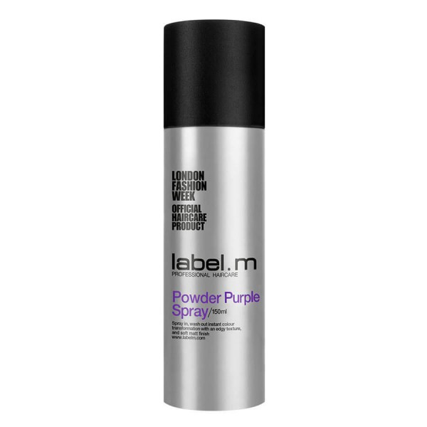 label.m - Complete - LM Powder Purple Spray