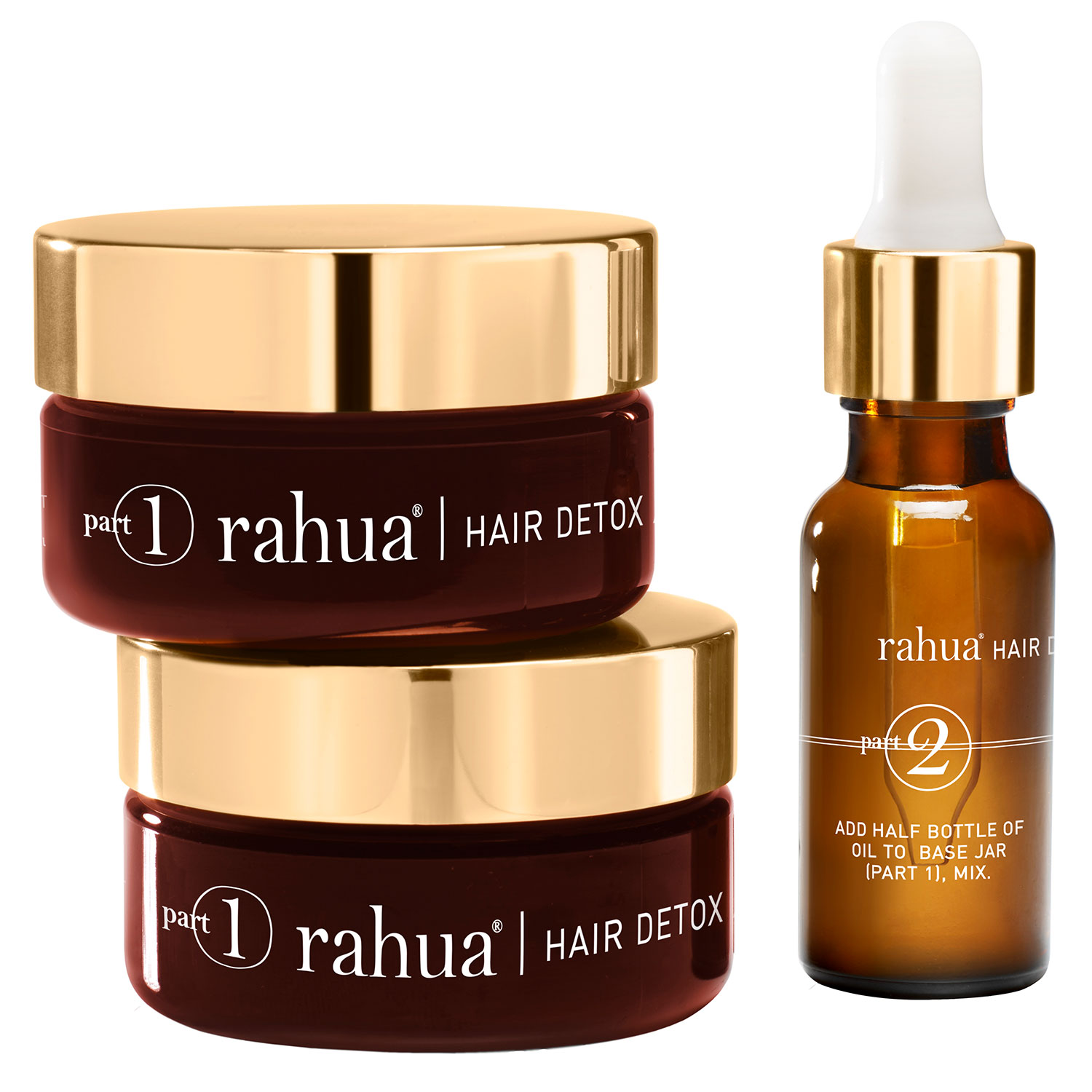 Rahua Treatment - Detox and Renewal Kit -