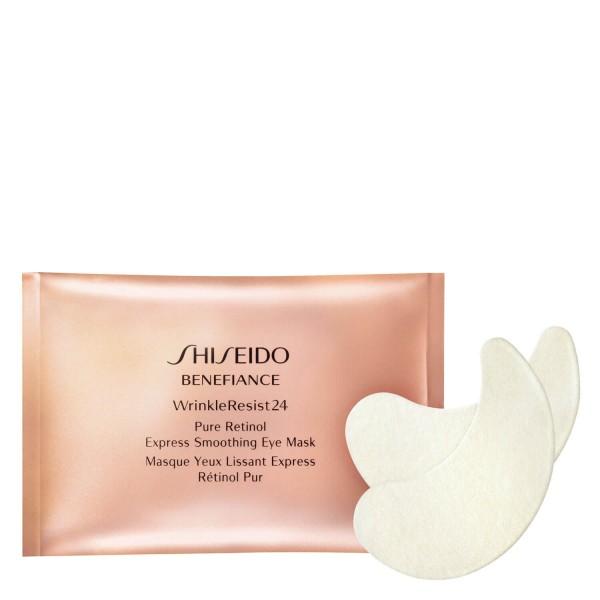 Shiseido - Benefiance Wrinkle Resist 24 - Pure Retinol Eye Mask