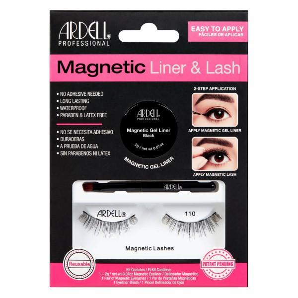 Magnetic Liner & Lash - 110