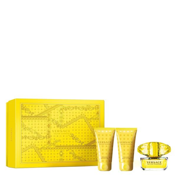 Yellow Diamant - Eau de Toilette & Body Set