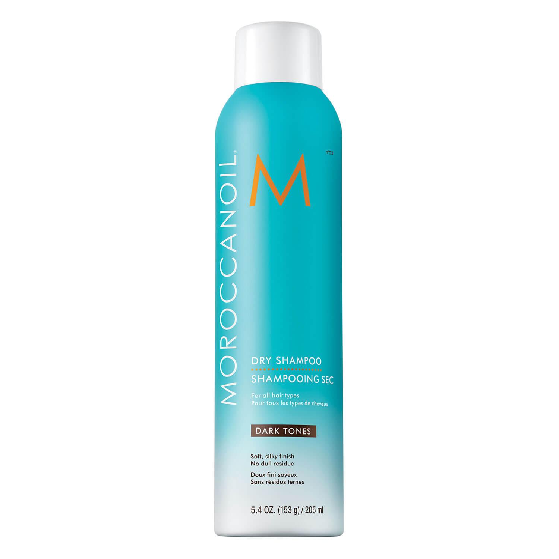 Moroccanoil - Dry Shampoo Dark Tones - 205ml