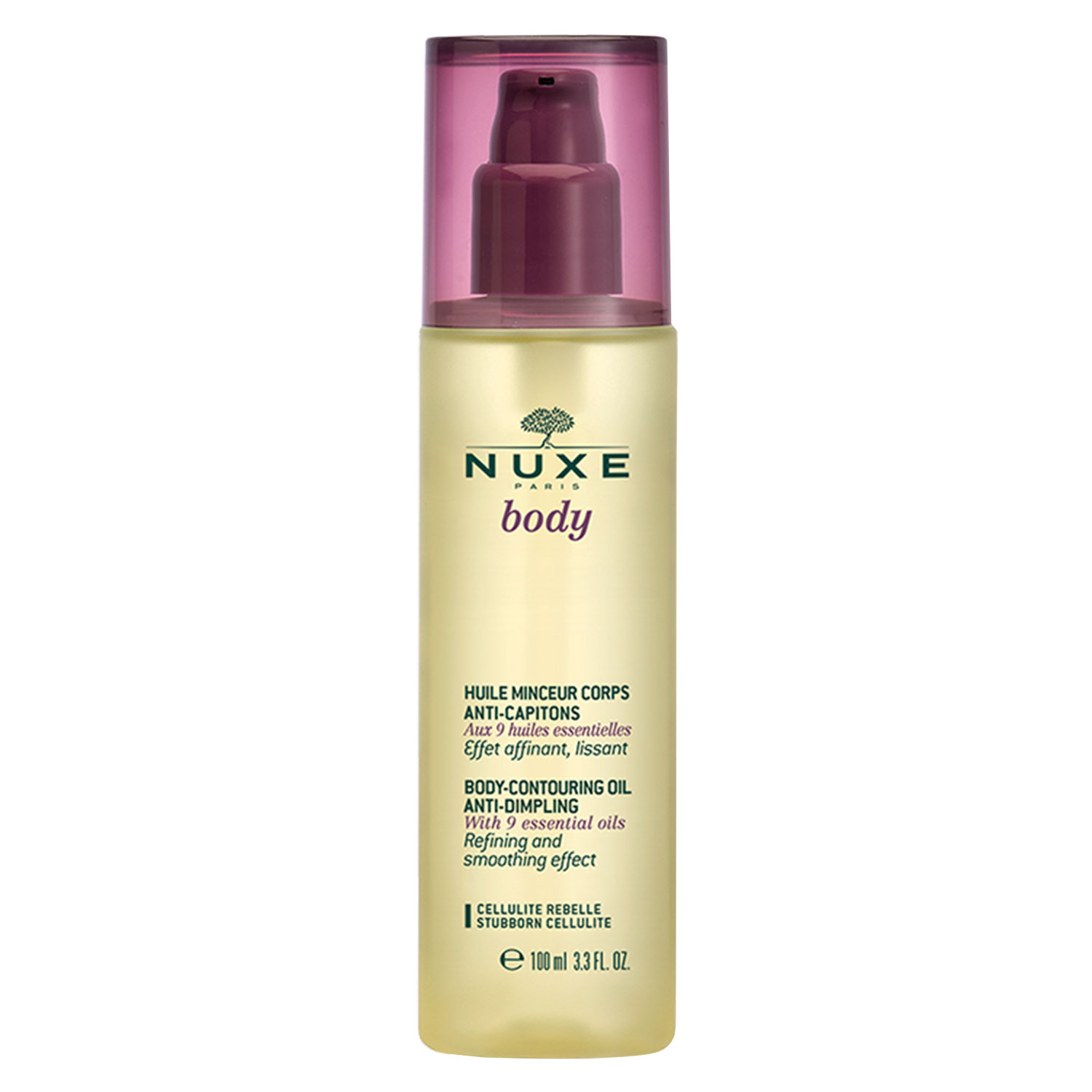Nuxe Body - Huile Minceur Cellulite Anti-Capitons - 100ml