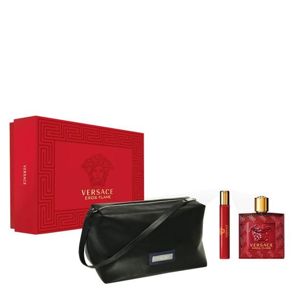Versace Eros - Flame Eau de Parfum & Body Kit