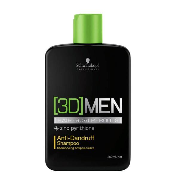 Image of [3D]MEN - Antischuppen Shampoo
