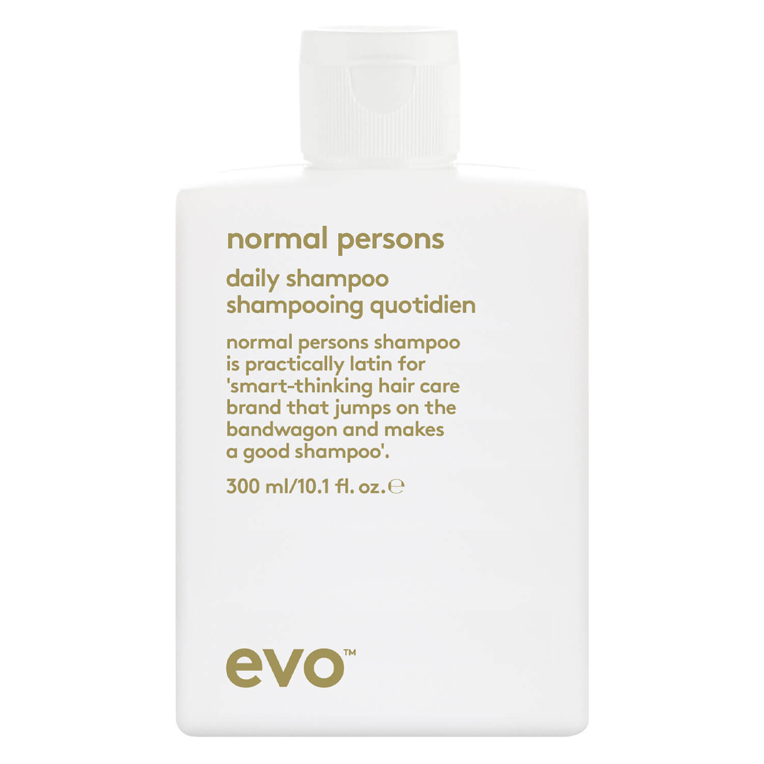 evo style - normal persons daily shampoo - 300ml