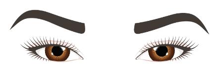 Kleine-Augen
