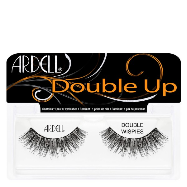 Ardell False Lashes - Double Up Double Wispies