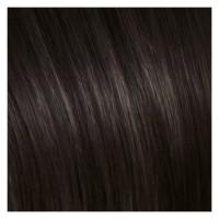 SHE Bonding-System Hair Extensions Wavy - 4 Kastanienbraun 55/60cm