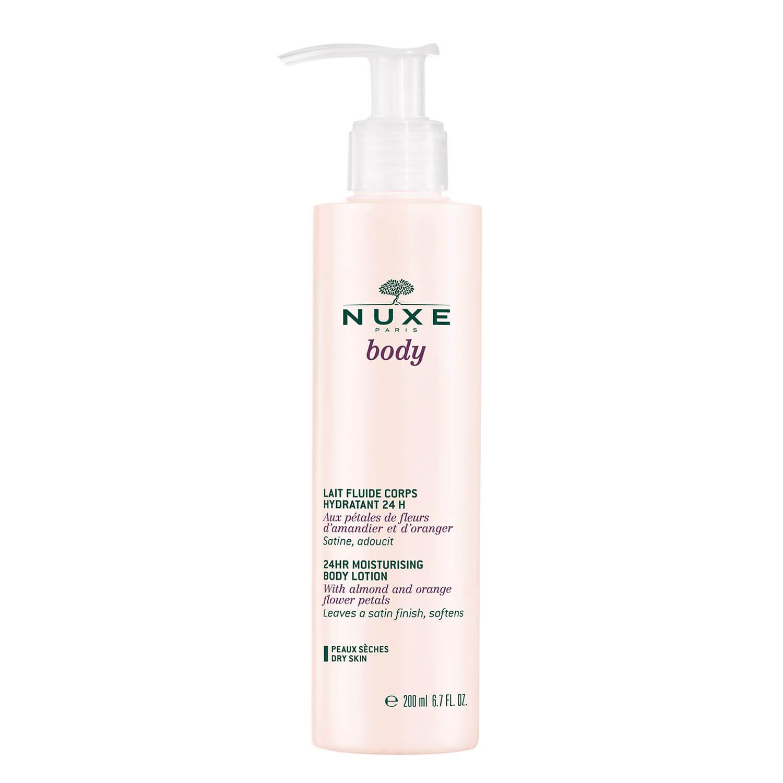 Nuxe Body - Lait Fluide Corps Hydratant 24h - 200ml