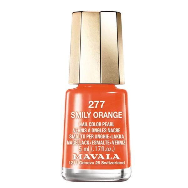 Mavala - Jelly Effect - Smily Orange 277