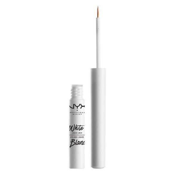NYX Liner - White Liquid Liner White