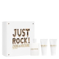 Just Rock - Pour Elle Eau de Parfum Set