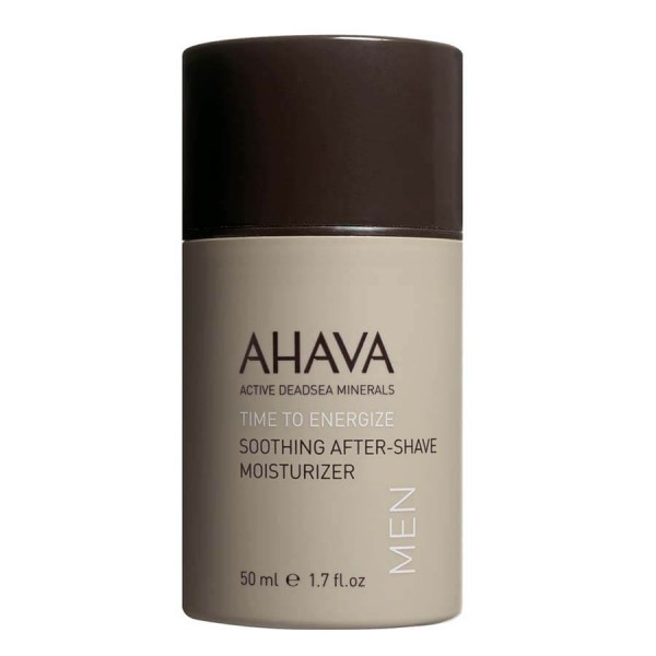 Ahava - Time To Energize - Soothing AfterShave Moisturizer