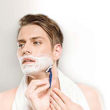 Rasurprodukte für Männer