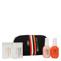 O&M Haircare - O&M x P.E Nation Cosmetic Case Set