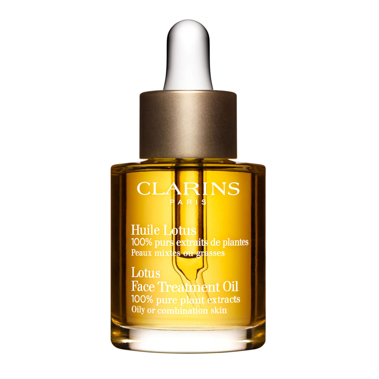 Clarins Skin - Lotus Face Treatment Oil - 30ml