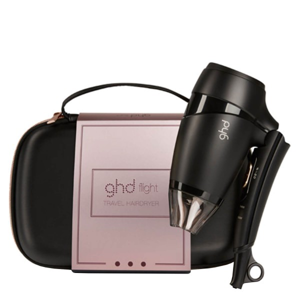ghd Tools - Travel Hairdryer Black