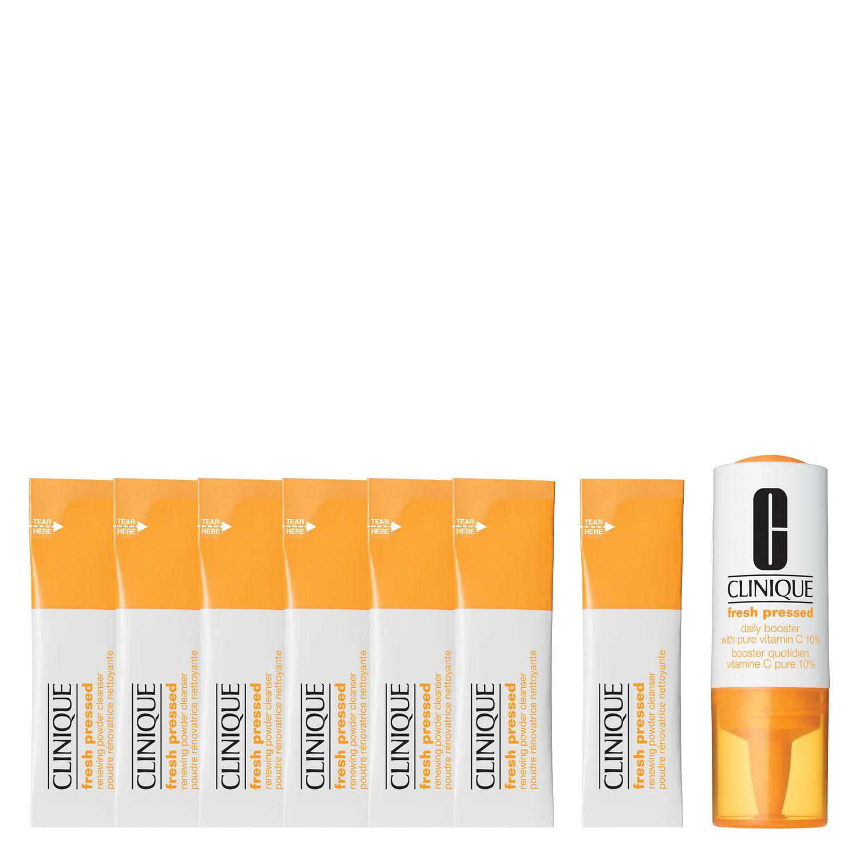 Clinique Fresh Pressed - Pure Vitamin C 7-Day Kit -