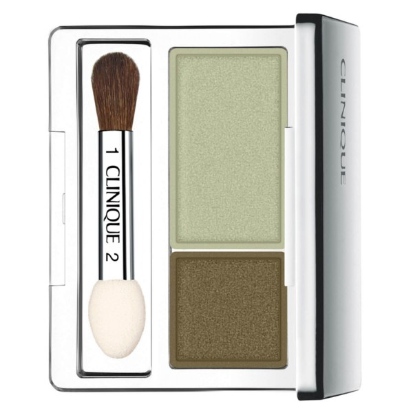 Clinique - All About Shadow Duo - 10 Mixed Greens