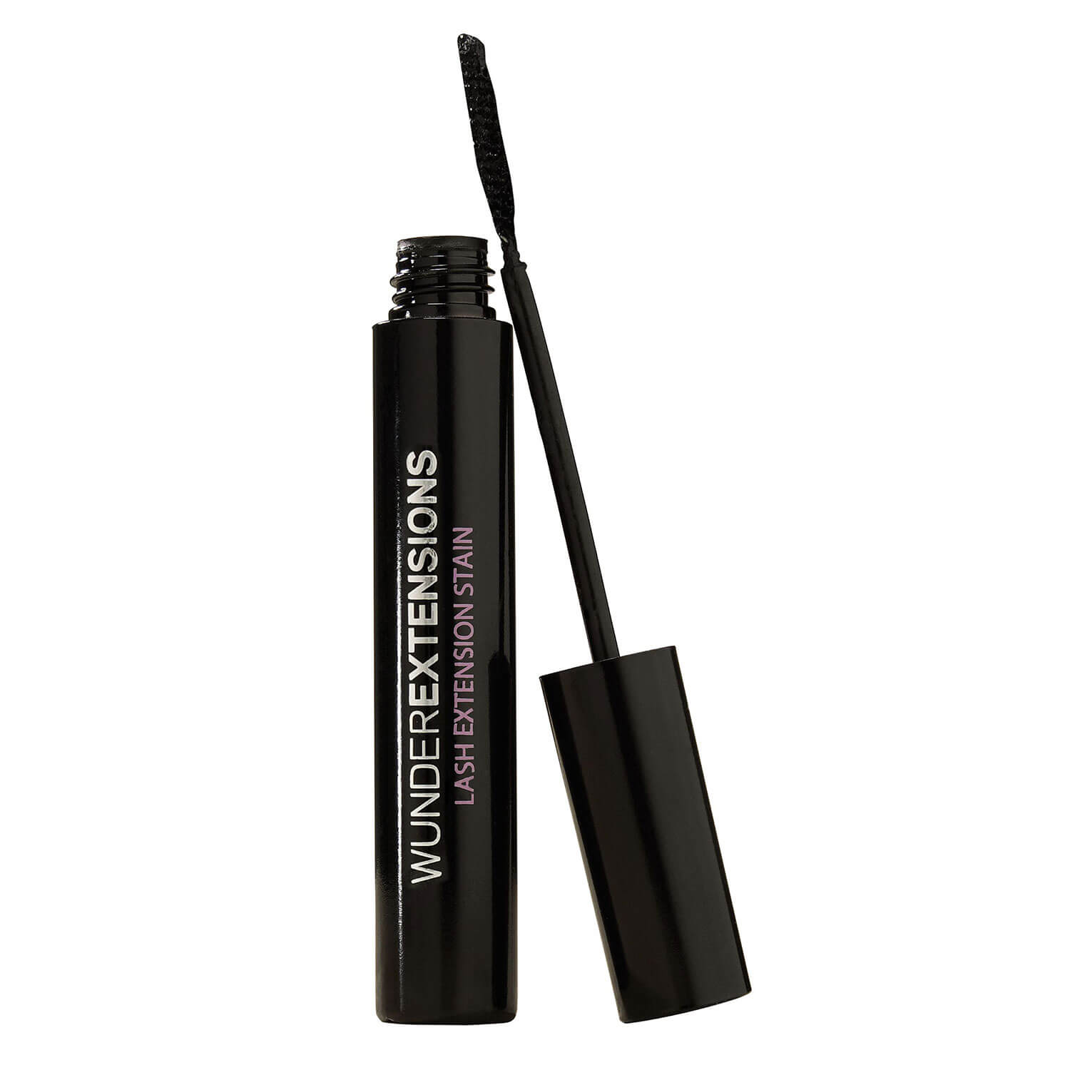WUNDEREXTENSIONS - Lash Extension Stain Mascara Black - 8g