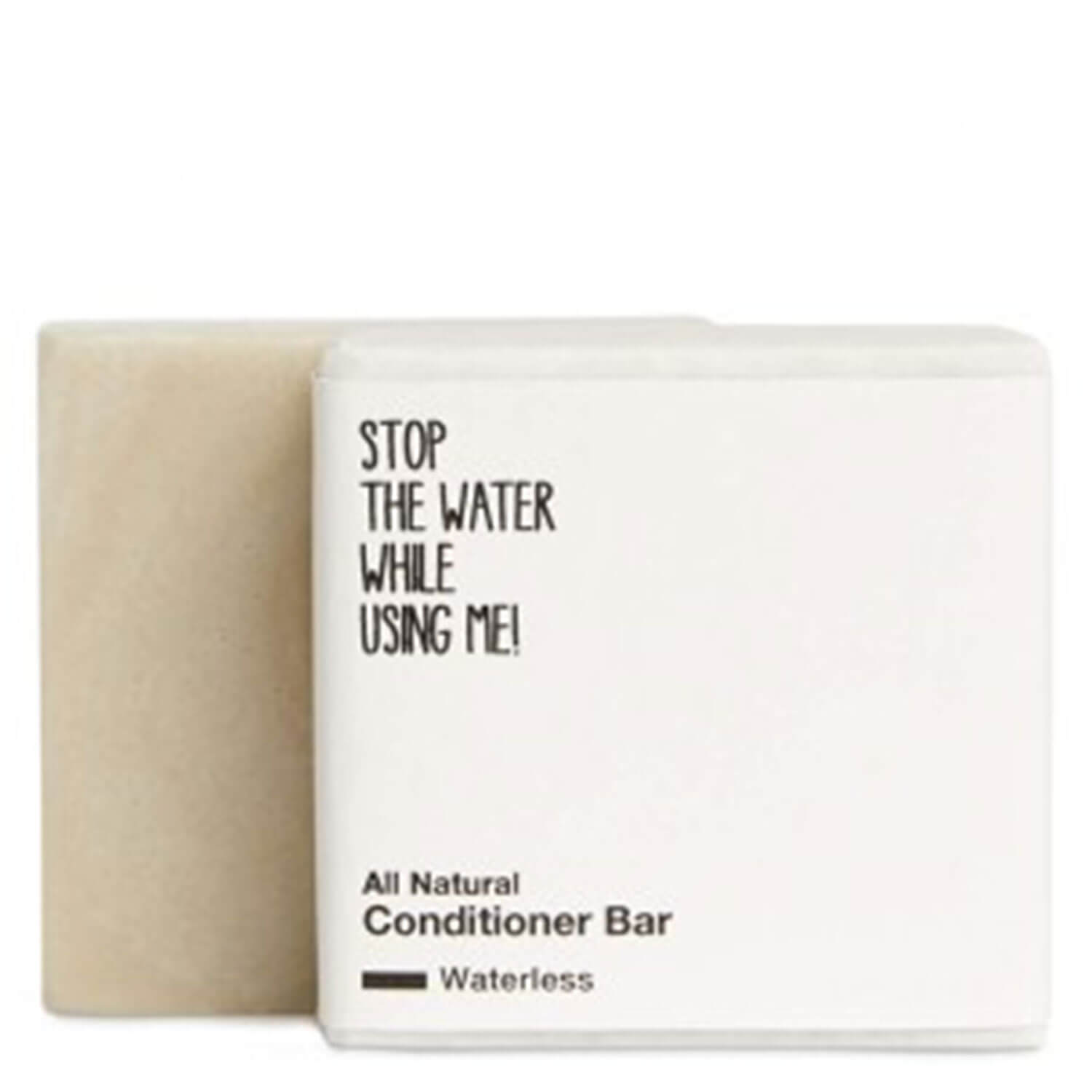 All Natural Hair - Waterless Conditioner Bar - 45g