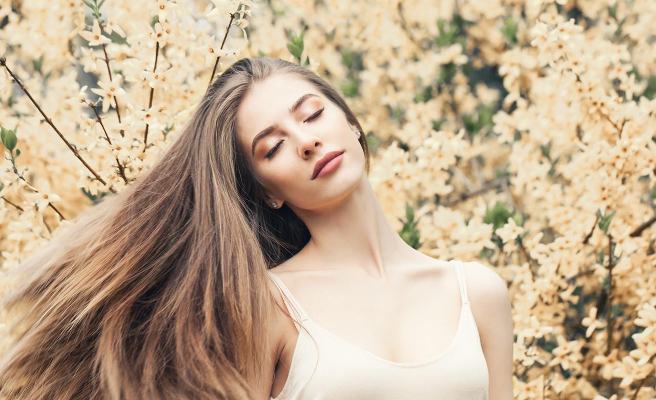 Was tun für dicke haare