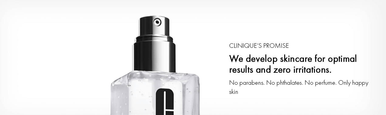 Clinique Skincare