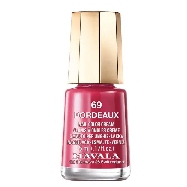 Mavala - Mini Color's - BORDEAUX 69