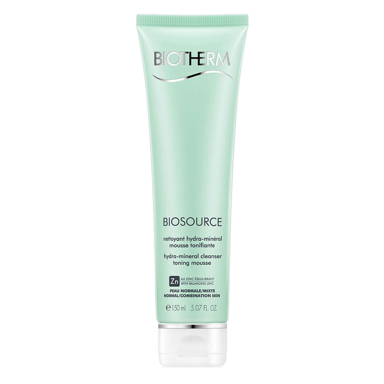 Biosource - Foaming Cream Normal/Combination Skin - 150ml
