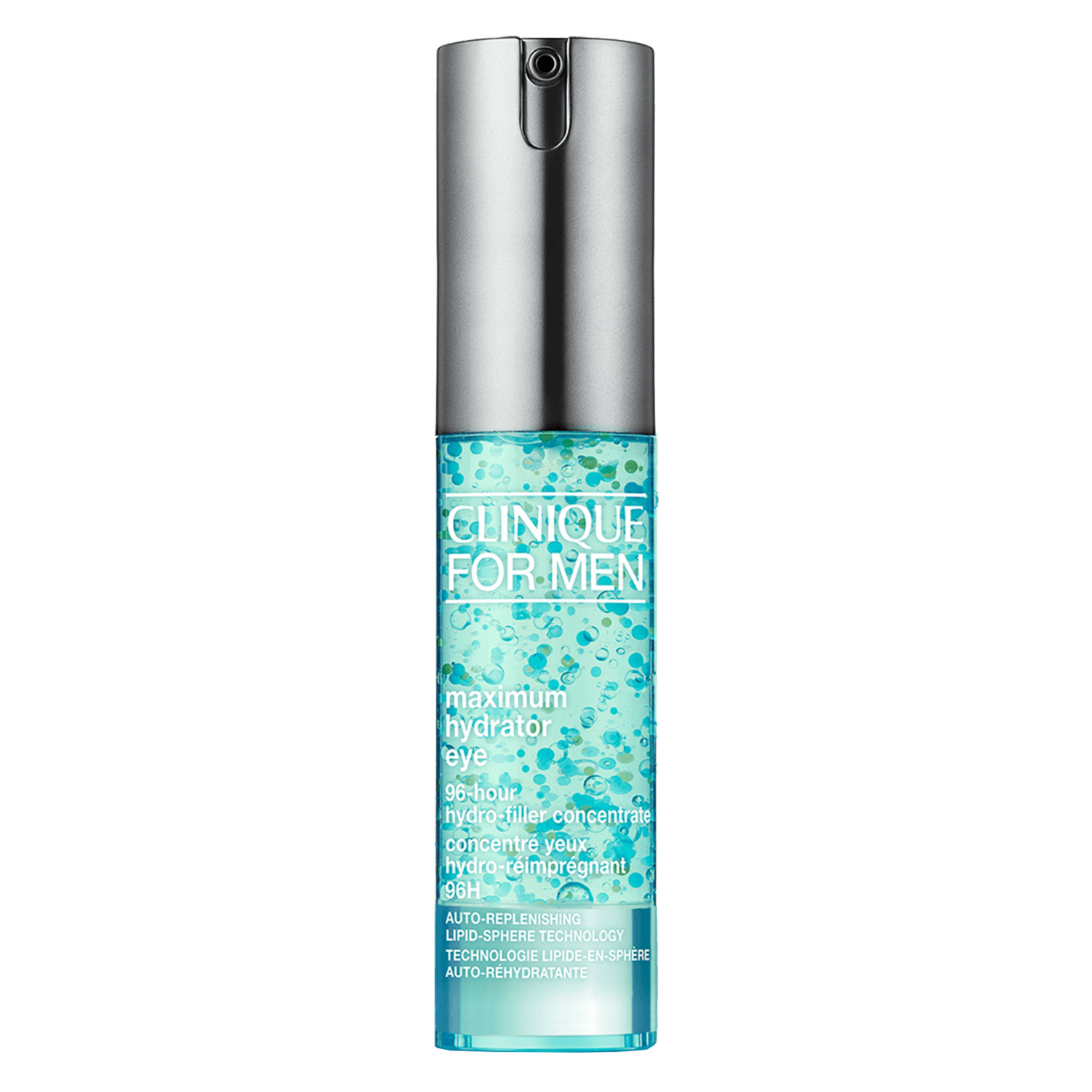 Clinique For Men - Maximum Hydrator Eye 96-Hour Hydro-Filler Concentrate - 15ml