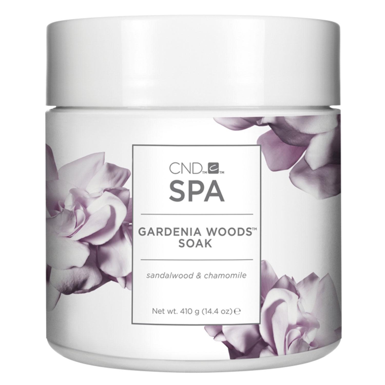 CND SPA - Gardenia Woods Soak - 410g