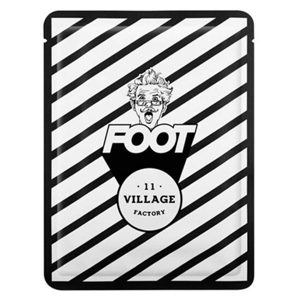Image of 11 Village Factory - Relax Day Foot Mask