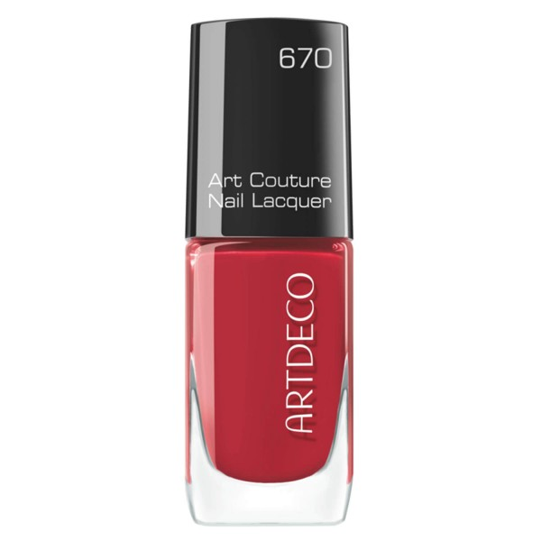 Image of Art Couture - Nail Lacquer 670 Lady in Red