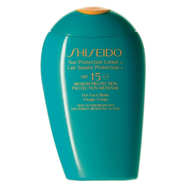 Shiseido - Sun Protection - Aging Lotion SPF 15