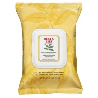 Burts Bees - Burts Bees - Facial Cleansing Towelettes White Tea