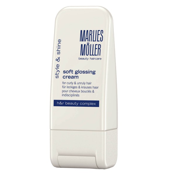 Marlies Möller - MM Style & Shine - Soft Glossing Cream