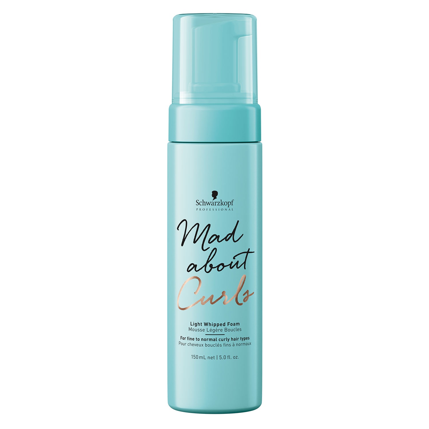 Mad About Curls - Light Whipped Foam - 150ml
