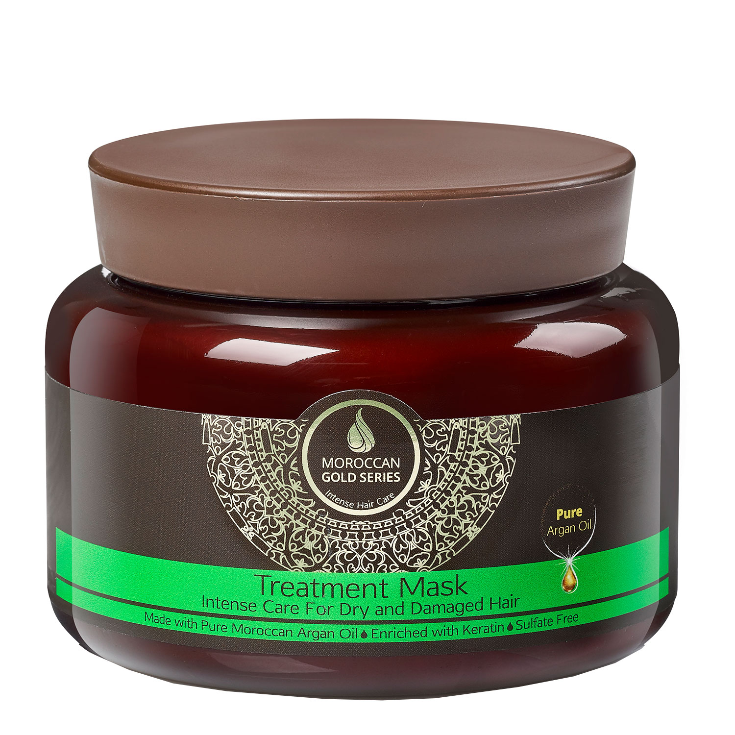 Moroccan Gold Series - Treatment Mask - 250ml