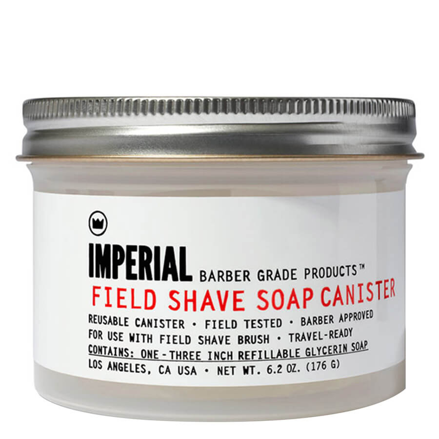Imperial - Field Shave Soap Canister -