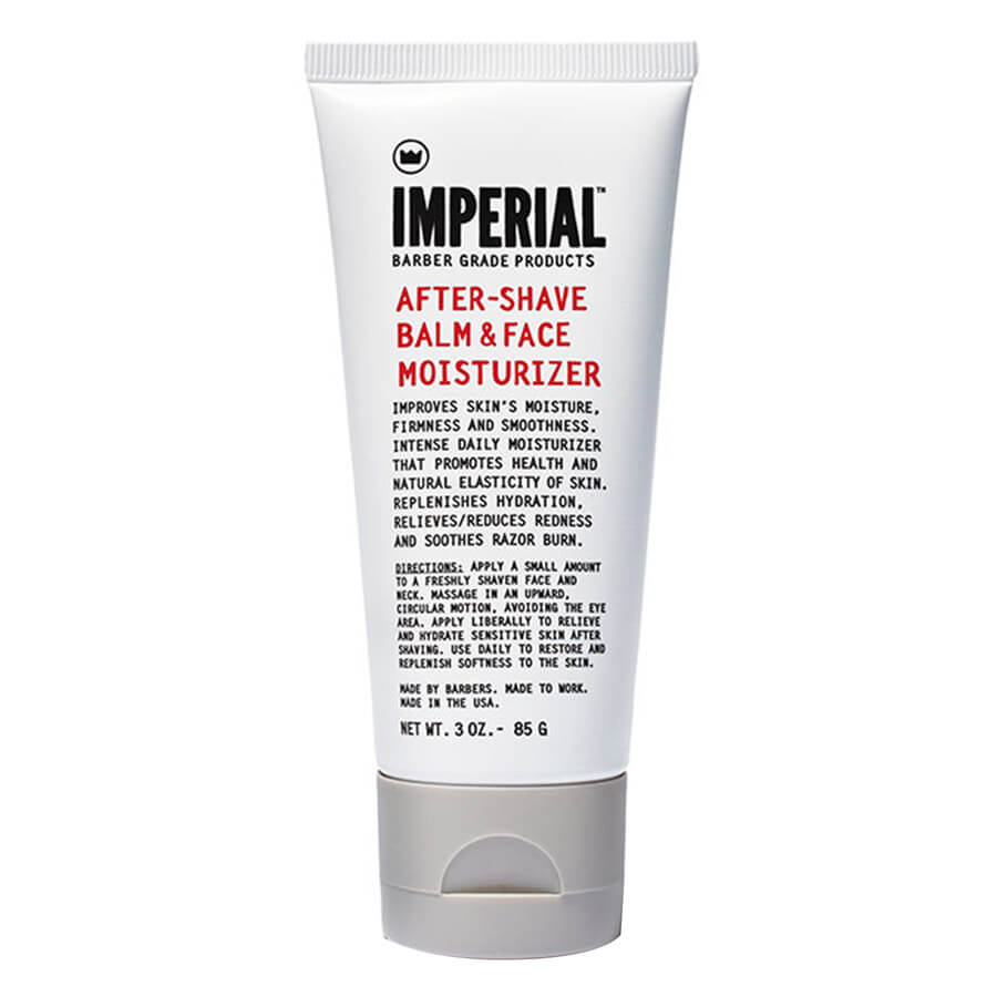 Imperial - After-Shave Balm & Face Moisturizer - 85g